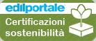 Edilportale - certificazioni di sostenibilità